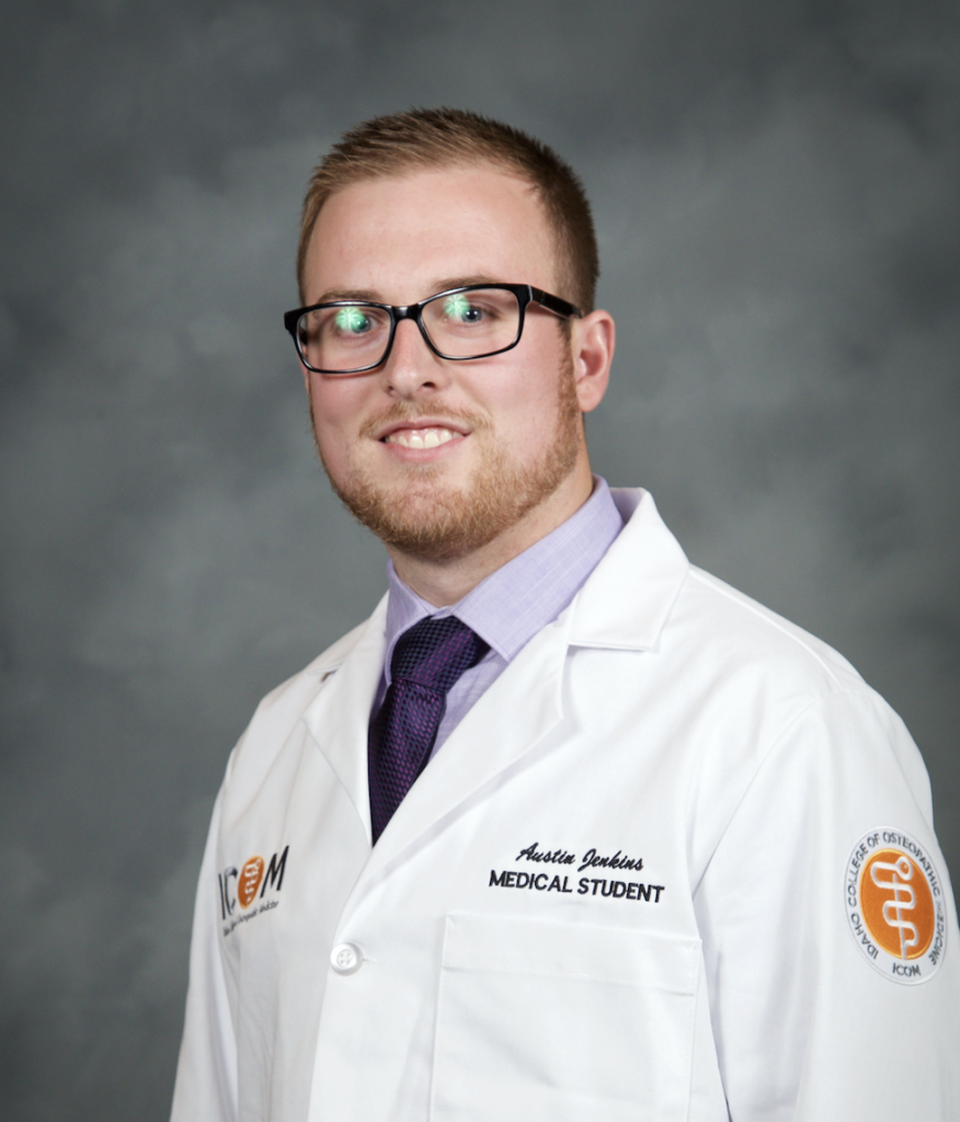 ICOM Mourns the Loss of Student Doctor Austin Jenkins
